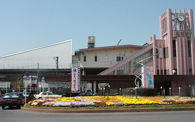 JR羽村駅